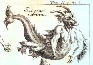 Mythical Satyr